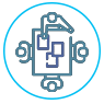 Coordinated Services icon