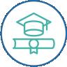 Post Secondary Credits icon