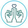 Individualized Care icon