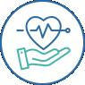 Managing Health  icon