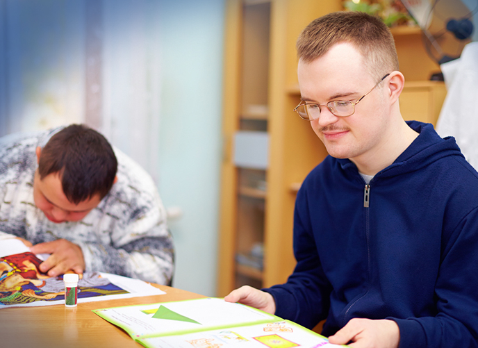 How can adults support independent living skills development Image
