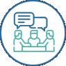 Ensure Communication icon
