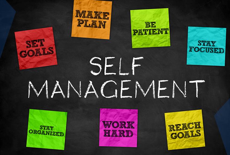 Self-Management Skill Development image